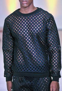 Andrea Crews S/S 2015 Menswear