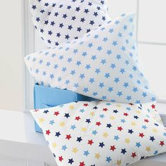 Stars Percale Bedding