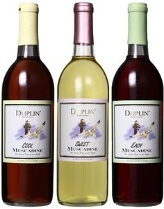 Duplin Wine Cellars Cool, Sweet and Easy Mixed Pack 3 x 750 mL Wine  Just as the right glass of wine sets the mood so does a perfectly placed piece of wine kitchen home décor.  You can find all kinds of wine inspired decorative accents some functional while others are just plain cute.  Additionally, you can make a great first impression with your family and friends knowing you have not only the trendiest wine themed home décor but also the most affordable.