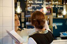 Restaurant Salt, 6, rue Rochebrune Paris 75011. Envie : Néobistrot, Poissons et fruits de mer. Les plus : Antidépresseur, Manger seul .