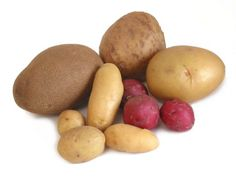 Are you wandering what the nutritional differences are in Potatoes? Find out how to spot the types of potatoes that will be the best for your meal, while promoting good digestion and rapid weight loss. Healthy Potatoes, Garlic Mashed Potatoes, Cook Potatoes, White Potatoes, Couscous, Freezing Potatoes, Potato Health Benefits, Potato Varieties, Types Of Potatoes