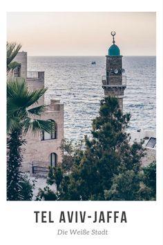 Tel Aviv-Jaffa: die Weiße Stadt