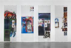 Fassade I-IV by Isa Genzken