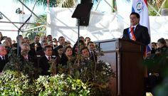 #FOTOS: Ollanta #Humala asistió a toma de mando de nuevo presidente de #Paraguay