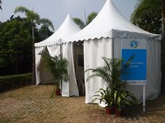 Canopy tent gazebo tent reception tent pvc fabric