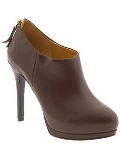Nine West Haywire | Piperlime These have a bit of a built-in platform so would be more comfortable