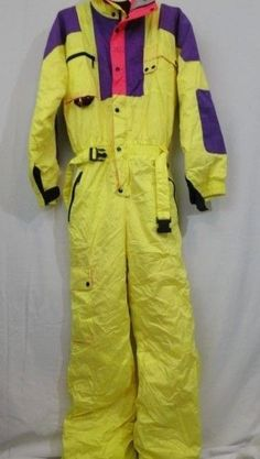US $109.99 Pre-owned in Sporting Goods, Winter Sports, Clothing Mountain Goat One Piece Ski Suit Size: Medium (M)
