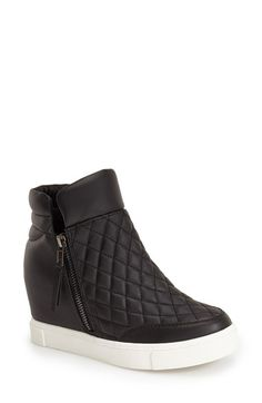85bd616357a9a Steve Madden  Linqs  Hidden Wedge Sneaker (Women) available at  Nordstrom  Steve