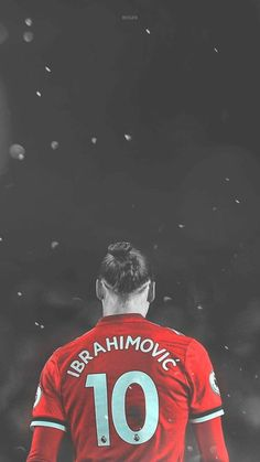 IBRAHIMOVIC Football Icon, Best Football Players, Football Is Life, Soccer Players, American Football League, Major League Soccer, National Football League, Manchester United Football, Doodle Art