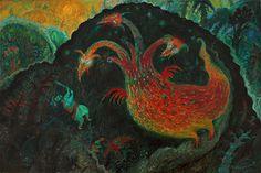 """Ivan from maple"" by Maryna Mykhailoshyna"