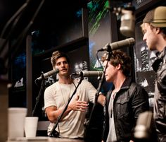 Anthem Lights Interview