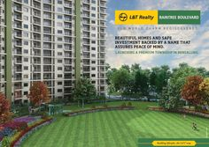 L&T Raintree Boulevard is a New Pre-Launch project from L&T Realty,situated at Hebbal North Bangalore. LnT Raintree Boulevard has 2,3&4BHK Flats with premium rates and world-class amenities.L&T Realty Raintree Boulevard Price, Location, Review.