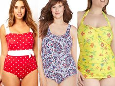 Awesomely Affordable: 9 Not-So-Typical Plus-Size Swimsuits Under $100