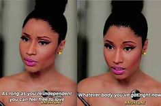 13 Reasons Why Everyone Should Be More Like Nicki Minaj
