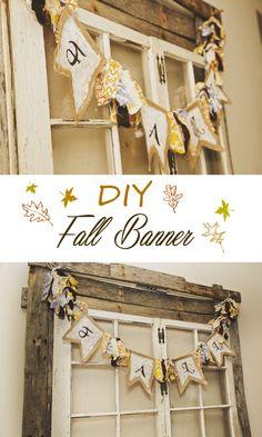 DIY-fall-banner-burlap-ragtie-garland