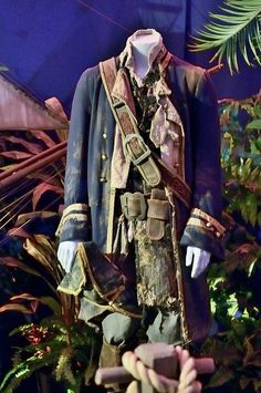 Commodore James Norrington Costume from Pirates of the Caribbean: Dead Man's Chest and at World's End
