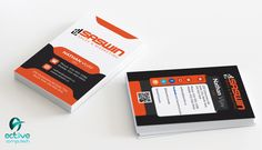 Corporate Business Cards and Branding http://activecomputech.com