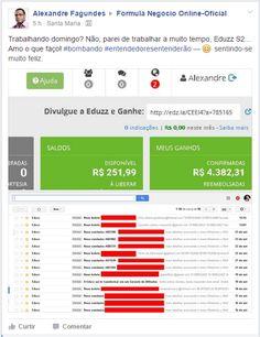 Ganhar dinheiro na internet com formula negócio online