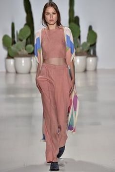 Mara Hoffman Spring 2015 Ready-to-Wear Fashion Show: Complete Collection - Style.com