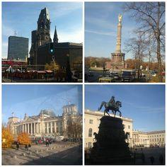 Conhecendo Berlim com os ônibus 100 e 200 e gastando pouco