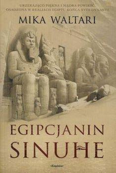W olbrzymim skrócie książkę można ją podsumować jako powieść historyczną, napisaną przez fińskiego autora Mikę Waltariego, osadzoną w czasach faraonów. Ale jak płytko i nudno to brzmi! Egipcjanin Sinuhe ma nam w swojej historii do zaoferowania znacznie więcej...  http://moznaprzeczytac.pl/egipcjanin-sinuhe-mika-waltari/