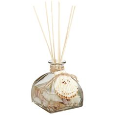 Enjoy a refreshing coastal breeze with this adorable reed diffuser I'm so happy it's back!!