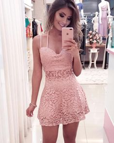 Prom Dresses For Teens, Dressy Dresses, Dress Outfits, Short Dresses, Fashion Dresses, Fiesta Outfit, Hot Dress, Pretty Outfits, Dress Collection