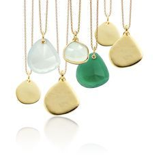 Make it your own with the Siren pendants