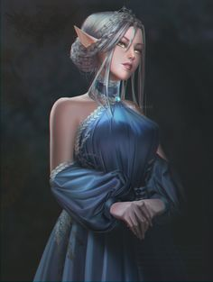 Elf Characters, Dungeons And Dragons Characters, Fantasy Characters, Female Character Inspiration, Female Character Design, Character Drawing, Fantasy Women, Fantasy Girl, Dnd Elves