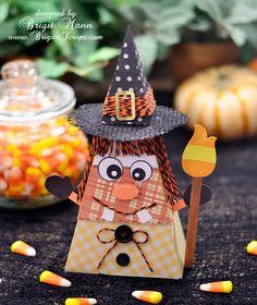 """Brigit's Scraps """"Where Scraps Become Treasures"""": Trendy Twine's October Challenge!"""