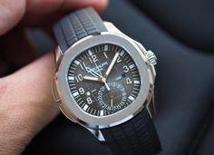 Patek Philippe Aquanaut Watch Review 5164A-001 3