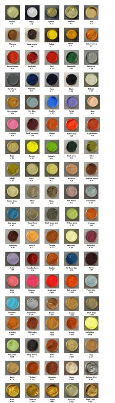 Tarrago Self-Shine Color Prep & Dye for leather. Change those leather boots to any gosh darn color you want.