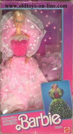 nostalgia anni 80… storie di giocattoli – ep. 2 – Barbie Luce di Stelle | Radisia