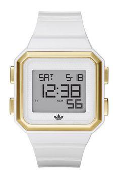 adidas 'Peachtree' Digital Watch