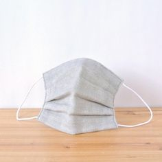 Denim-like fabric, friendly tint color mask.  TEMARIYA masks are all hand made with soft, skin-friendly double cotton gauze. It's three-dimentiona...