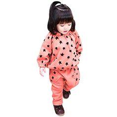 63afdd361c79a Abbigliamento Bambina Top di Addensare Autunno Inverno Beikoard -50% Tshirt  Bambino Tshirt Tshirt Pantaloni