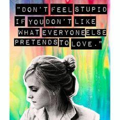 Emma Watson   #AMightyGirl