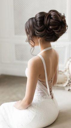 17331db7da9 Best Wedding Hairstyles : Featured Wedding Hairstyle:Elstile;www.elstile.ru;