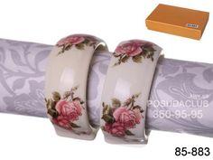 Артикул: 85-883 Кольца для салфеток корейская роза 2пр Цена и наличие: http://posudaclub.kiev.ua/039/23441-kolca-dlja-salfetok-korejjskaja.html