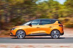 Renault Scénic (2016): Fahrbericht