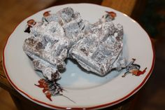 Easy Turtle cookies via a waffle iron!