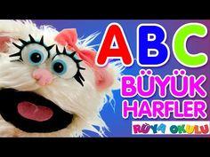ABC Şarkısı - Türkçe Büyük Harfler - Alfabe öğreniyorum - RÜYA OKULU - YouTube