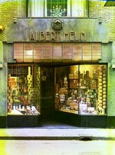 I Amsterdam, Shop Fronts, Vintage Pictures, Old And New, Fresco, Netherlands, Holland, Dutch, The Past