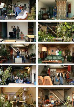 nouvel social housing interior nemausus - Google Search