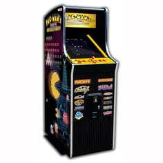 Namco Pac-Man's Arcade Party Coin-Op Upright Game Cabinet