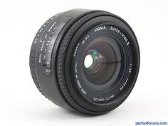 Sigma AF 24mm f/2.8 macro