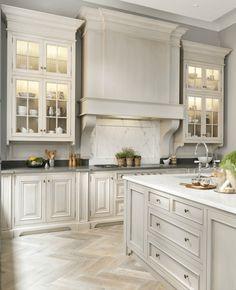 Best Off White kitchen Cabinets Design Ideas (75)