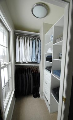 Closets Boutique Inspired On Pinterest Master Closet