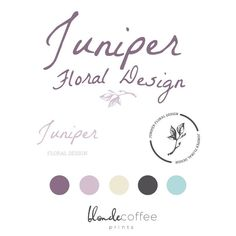 Check out this item in my Etsy shop https://www.etsy.com/uk/listing/472811482/premade-logo-template-branding-kit-logo