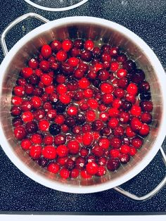 Cranberry sauces and jams are holiday staples that round out any gift basket. Thrift Store Hauls, Christmas Baskets, Cranberry Sauce, Sauces, Amp, Posts, Blog, Recipes, Dips